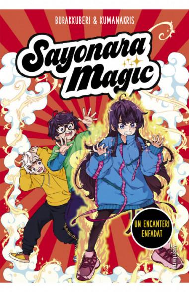Sayonara Magic 4 Un encanteri enfadat...