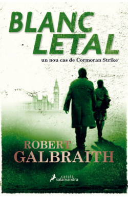 Blanc letal (Cormoran Strike 4)