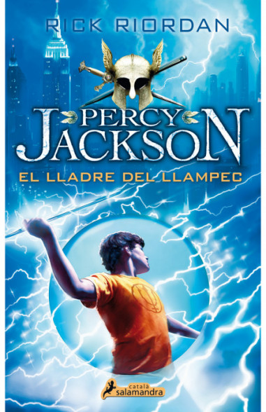 El lladre del llampec (Percy Jackson...