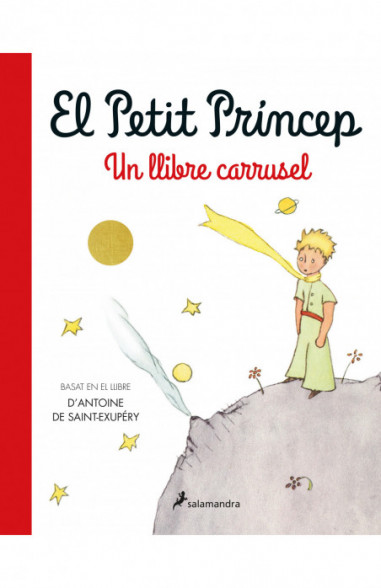 El Petit Príncep. Un llibre carrusel