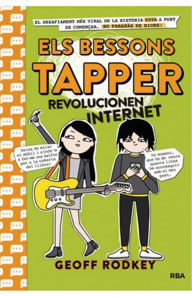 Els bessons Tapper revolucionen Internet (Els bessons Tapper 4)