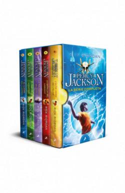 Percy Jackson i els déus de...