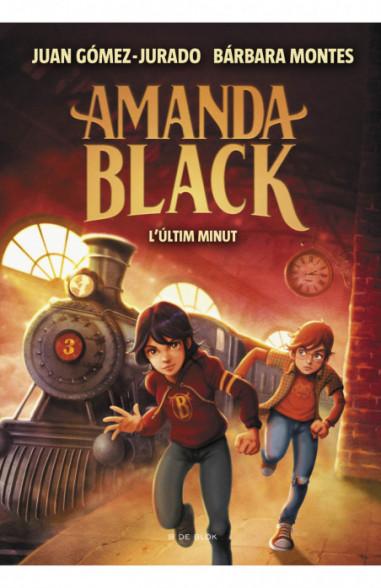 L'últim minut (Amanda Black 3)
