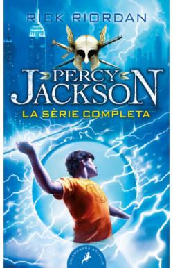 Percy Jackson i els déus de l'Olimp - La sèrie completa