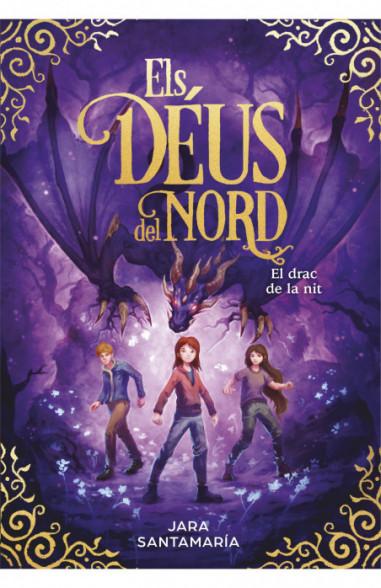 El drac de la nit (Els déus del nord 4)