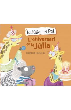 L'aniversari de la Júlia...
