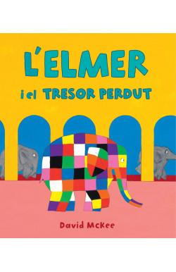 L'Elmer y el tresor perdut (L'Elmer. Àlbum il·lustrat)