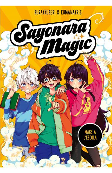 Sayonara Magic 1. Mags a l'escola...