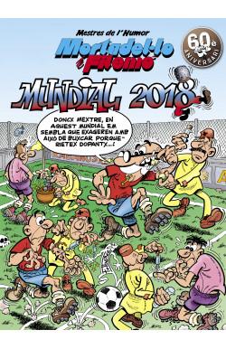Mortadel·lo i Filemó. Mundial 2018 (Mestres de l'Humor 49)