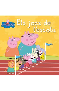 Els jocs de l'escola (Un conte de La Porqueta Pepa)
