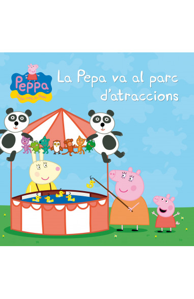 La Pepa va al parc d'atraccions (Un...