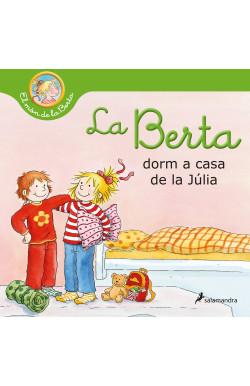 La Berta dorm a casa de la...