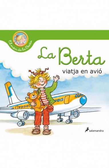 La Berta viatja en avió (El món de la Berta)