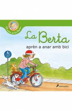 La Berta aprèn a anar amb...