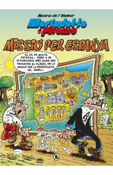 Missió per Espanya (Mestres de...