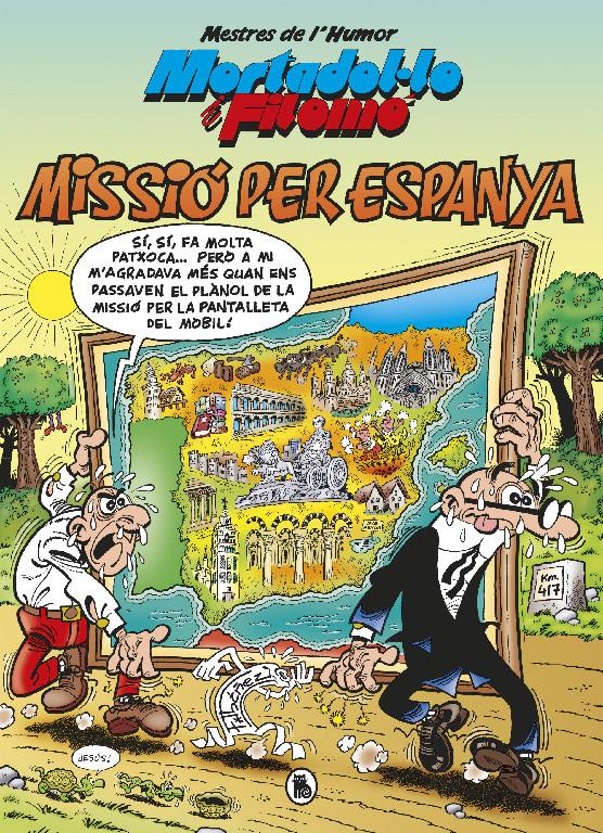 Missió per Espanya (Mestres de l'Humor 57)