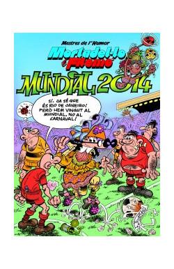 Mortadel·lo i Filemó. Mundial 2014 (Mestres de l'Humor 36)