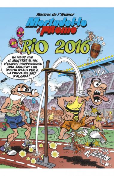 Mortadel·lo i Filemó. Rio 2016...