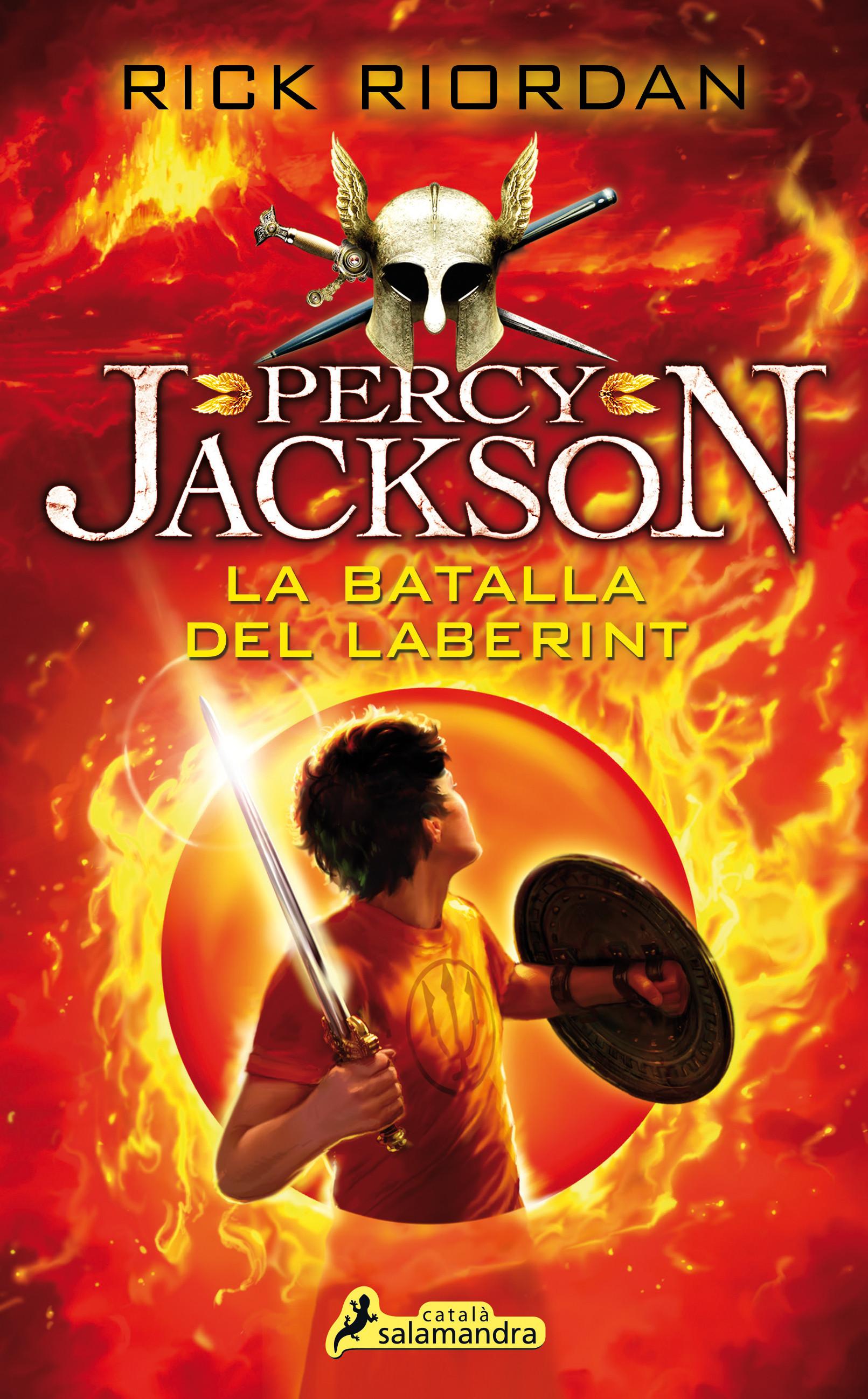 La batalla del laberint (Percy Jackson i els déus de l'Olimp 4)