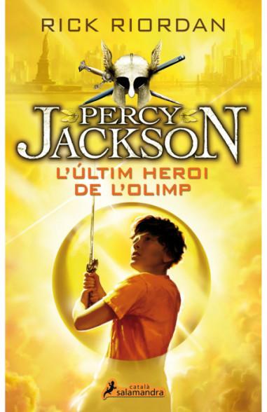 L'últim heroi de l'Olimp (Percy...