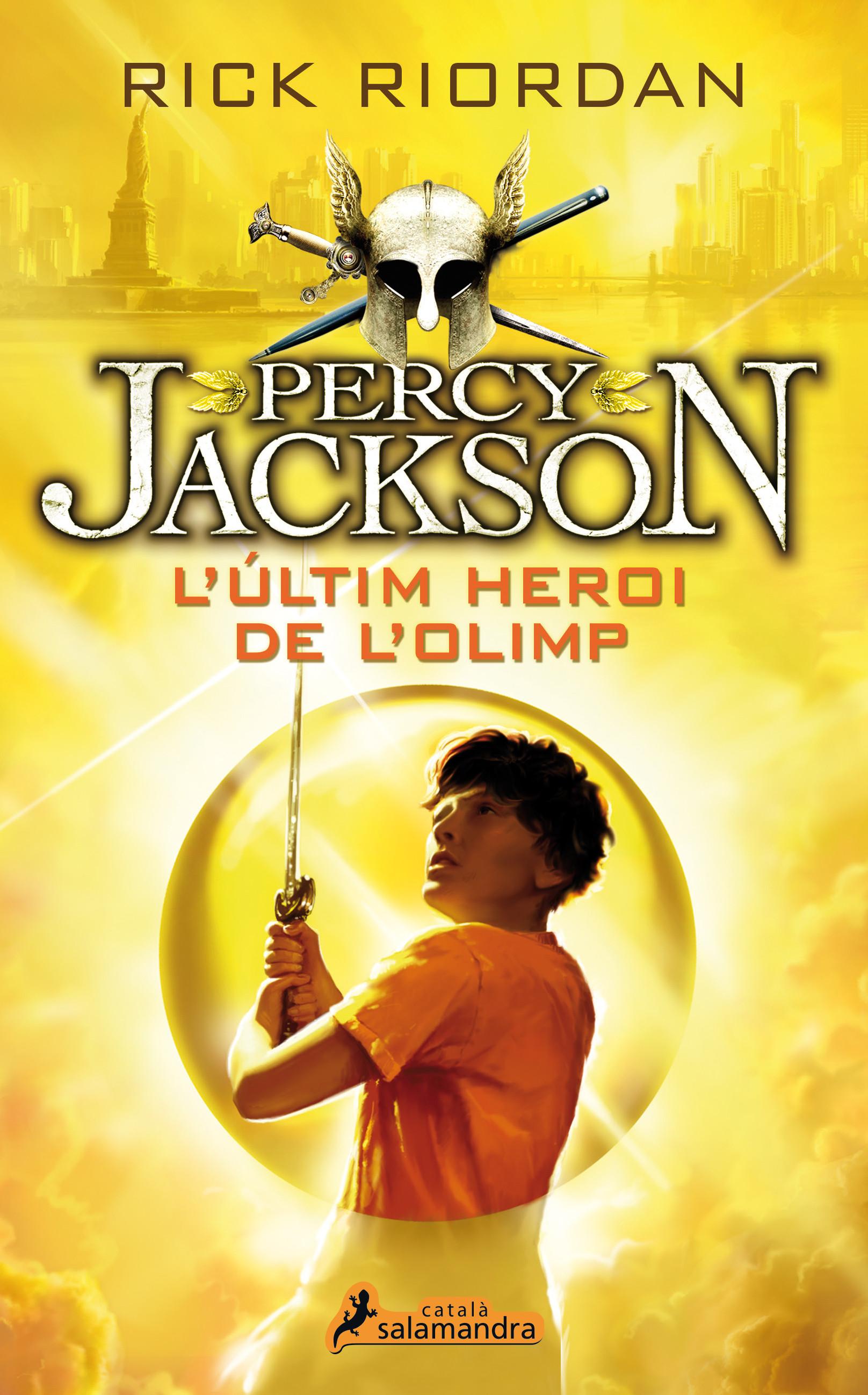 L'últim heroi de l'Olimp (Percy Jackson i els déus de l'Olimp 5)
