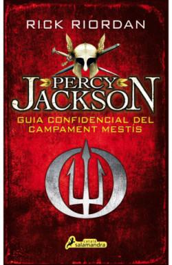 Guia confidencial del Campament Mestís (Percy Jackson)