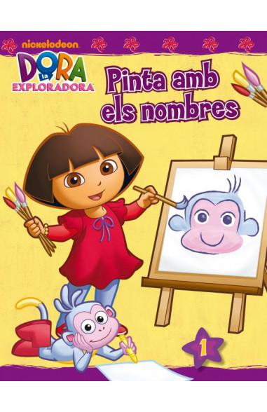 Pinta amb els nombres (Dora...