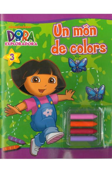 Un món de colors (Dora l'exploradora. Activitats)