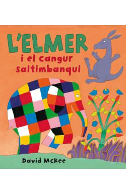 L'Elmer i el cangur saltimbanqui (L'Elmer. Àlbum il·lustrat)