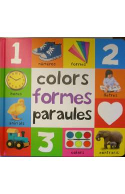 Colors, formes, paraules (Mans petitones)