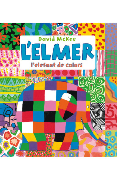 L'Elmer, l'elefant de colors...