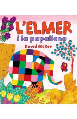 L'Elmer i la papallona (L'Elmer. Àlbum il·lustrat)