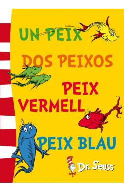 Un peix, dos peixos, peix vermell, peix blau (Colección Dr. Seuss)