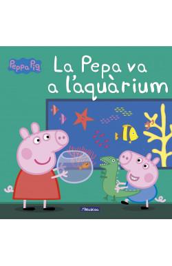 La Pepa va a l'aquarium (Un conte de La Porqueta Pepa)
