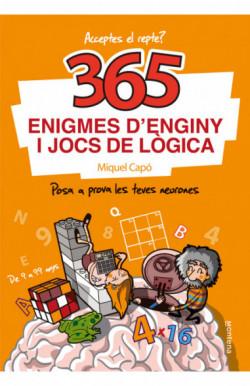 365 enigmes d'enginy i jocs...