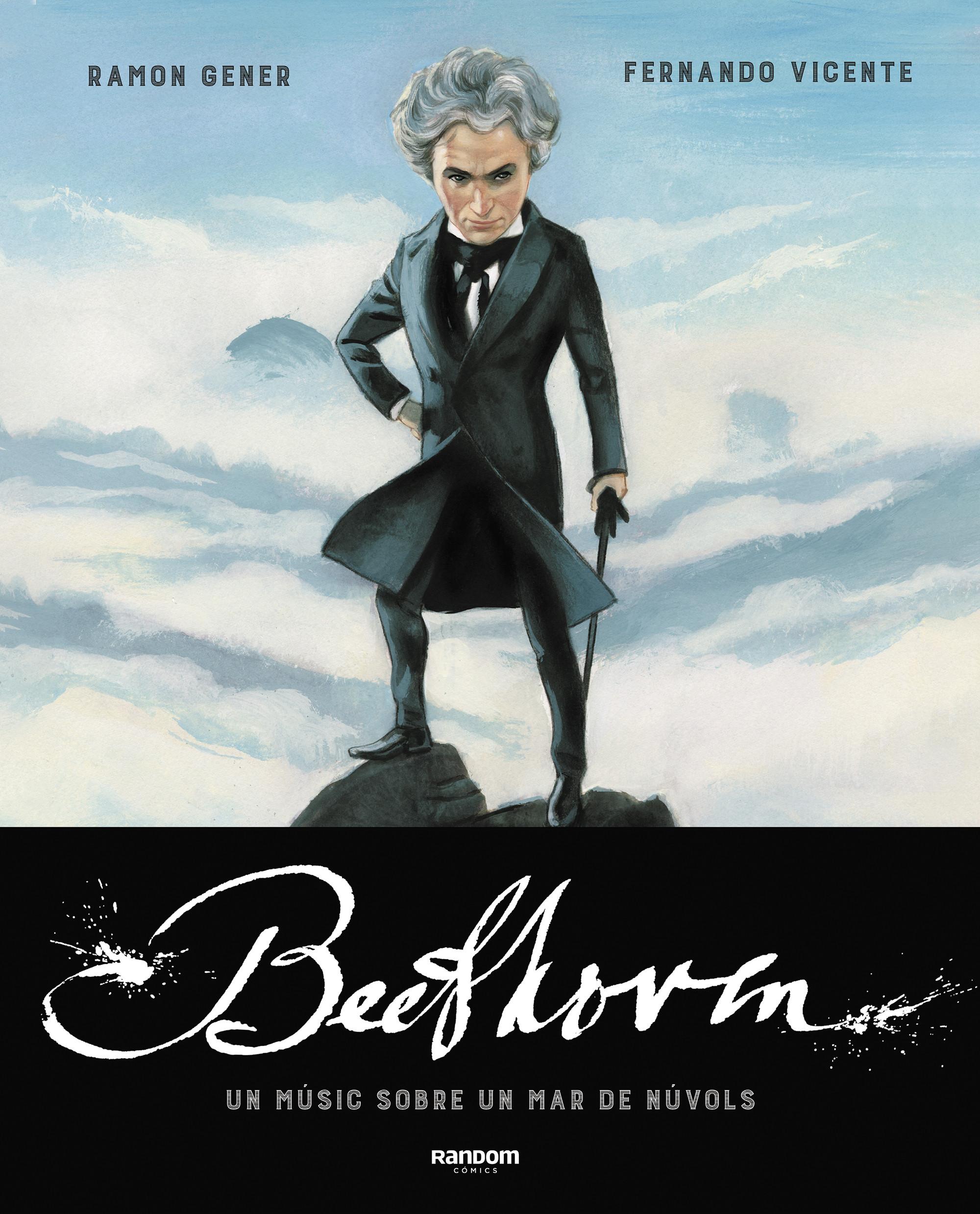 Beethoven. Un músic sobre un mar de núvols