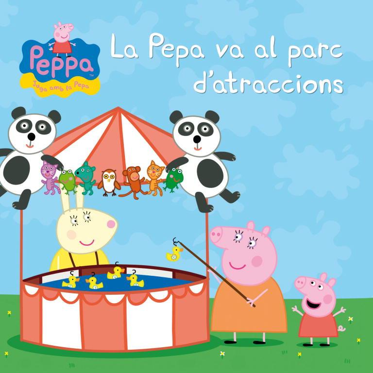La Pepa va al parc d'atraccions (Un conte de La Porqueta Pepa)
