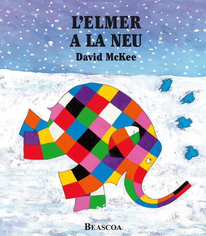 L'Elmer a la neu (L'Elmer. Àlbum il·lustrat)