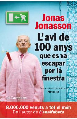 L'avi de 100 anys que es va...