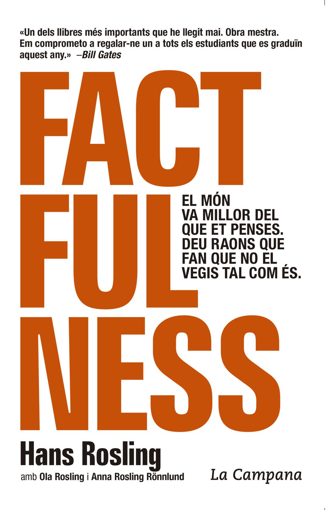 Factfulness (edició en català)