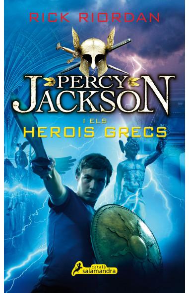 Percy Jackson i els herois grecs...