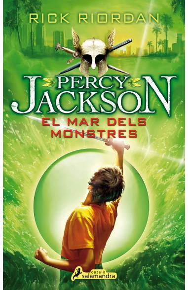El mar dels monstres (Percy Jackson i...